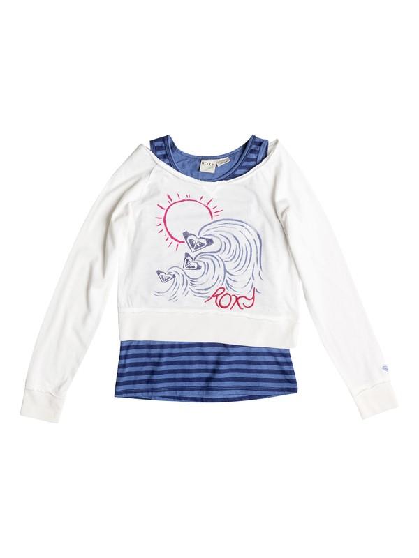 0 Camiseta Making Waves - Niñas 2 -6  RRF51936 Roxy