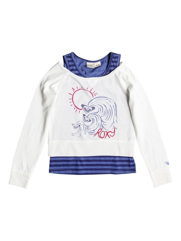 0 Camiseta Making Waves - Niñas 7 -14  RRF51937 Roxy