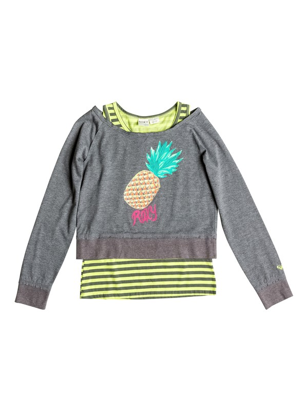 0 Camiseta Cool Pineapple - Niñas 7 -14  RRF51947 Roxy