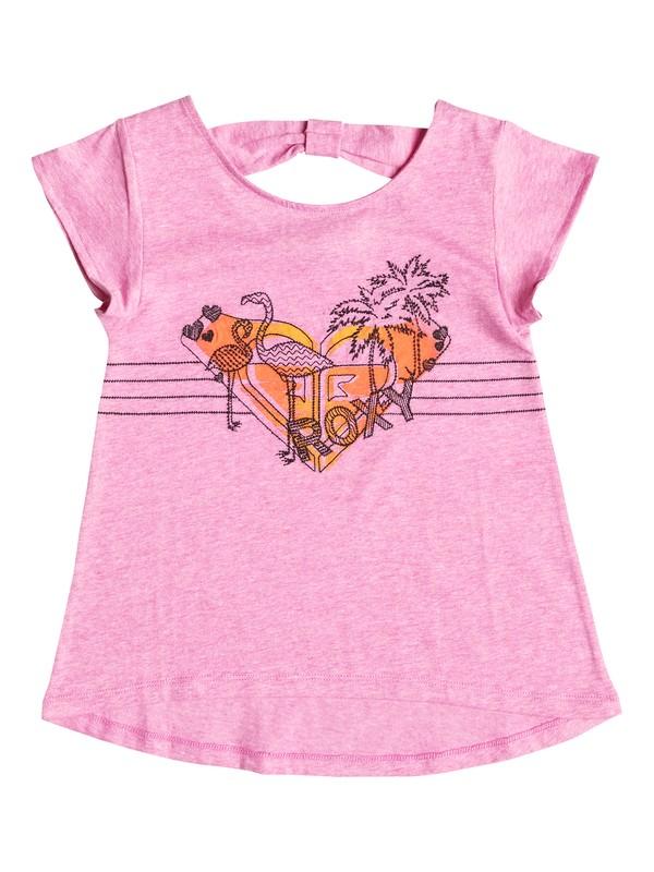0 Baby Flamingo  Tee  RRF51981 Roxy