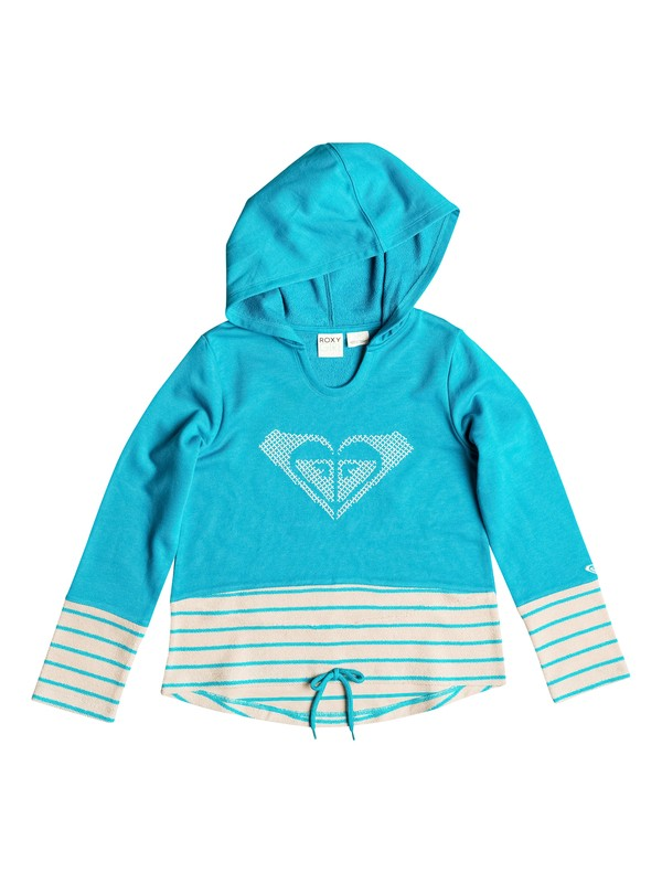 0 Girl's 7-14 Yoga Pullover Hoodie  RRF52167 Roxy
