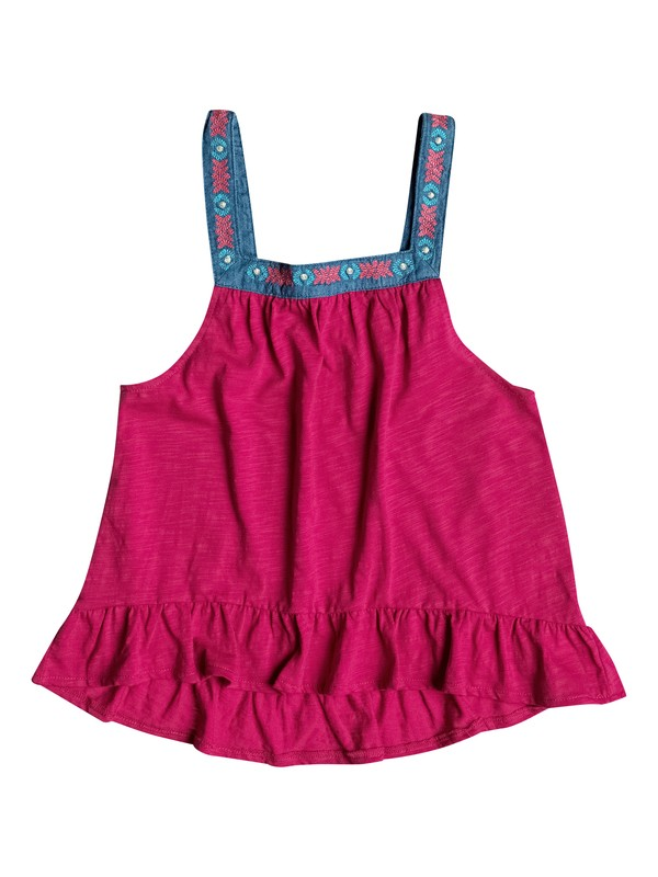 0 Girl's 7-14 Atlantis  Tank  RRF52277 Roxy