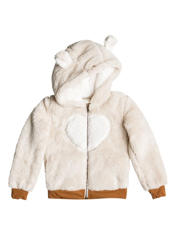 0 Baby Pup Chow Zip Up Hoodie  RRF52331 Roxy