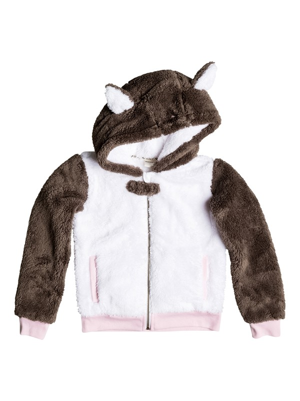 0 Baby Hip Hop Folly Zip Up Hoodie  RRF52371 Roxy