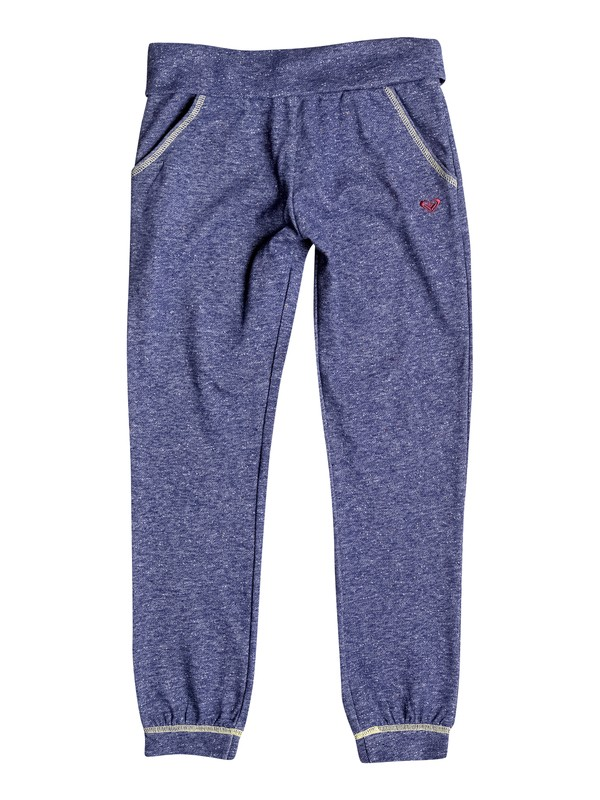 0 Girl's 7-14 Speckles Sweatpants  RRF53167 Roxy