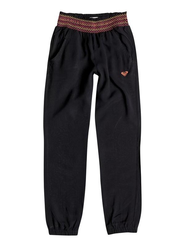 0 Girl's 7-14 Breezy Harem Pants  RRF55027 Roxy