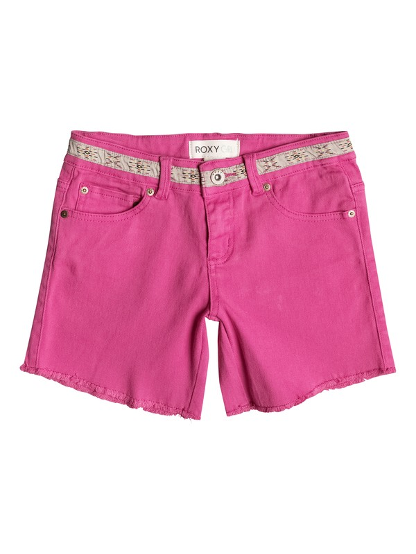 0 Girl's 7-14 Tribal Shorts  RRF55097 Roxy