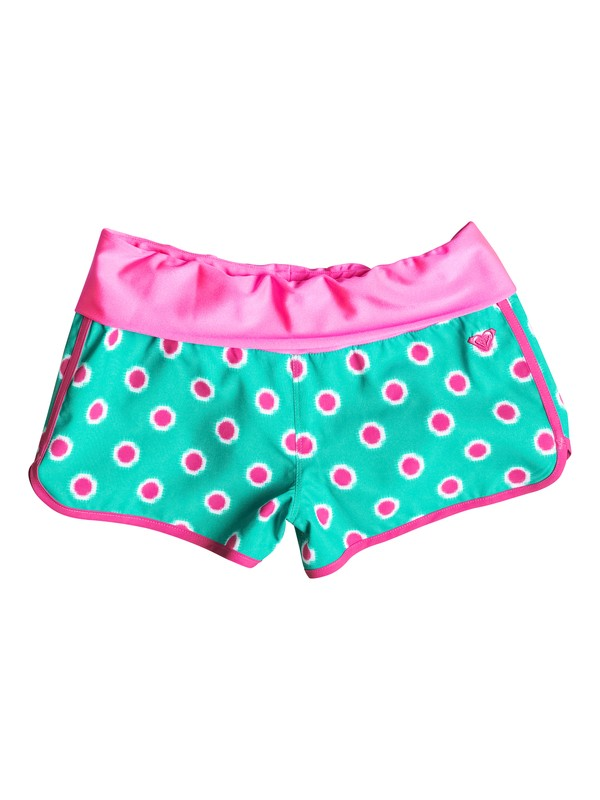 0 Girl's 2-6  Its Roxy Time Geo Printed Boardshorts  RRF55386 Roxy