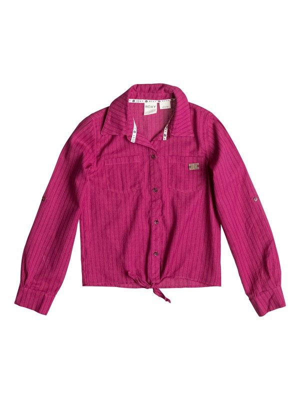 0 Girl's 7-14 Lost Atlantis Shirt  RRF55407 Roxy