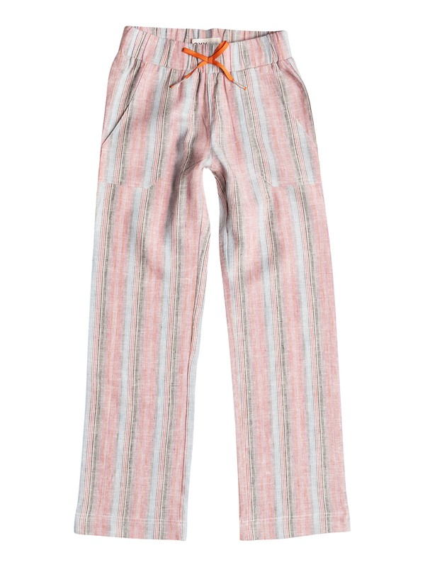 0 Girl's 7-14 Beach Comber Pants  RRF55467 Roxy
