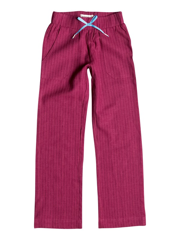 0 Girl's 7-14 Beach Comber Pants  RRF55477 Roxy