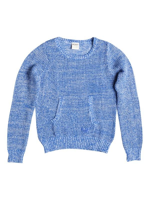 0 Girl's 7-14 Ski Patrol Pullover Sweater  RRF56037 Roxy