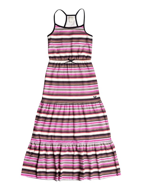 0 Girl's 7-14 Bunaglo Jill Maxi Dress  RRF58037 Roxy