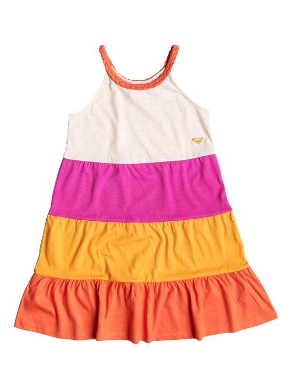 0 Girl's 2-6 Sunset Tide Dress  RRF58096 Roxy