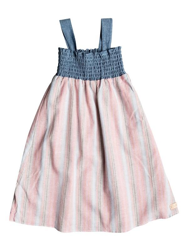 0 Girl's 2-6 Just Be Gauze Dress  RRF58126 Roxy
