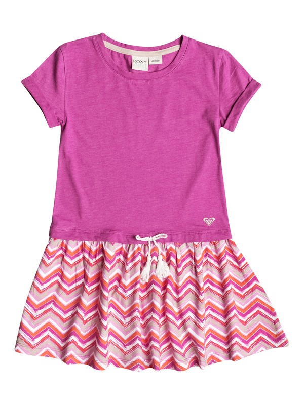 0 Girl's 2-6 The Ziggy Dress  RRF58156 Roxy
