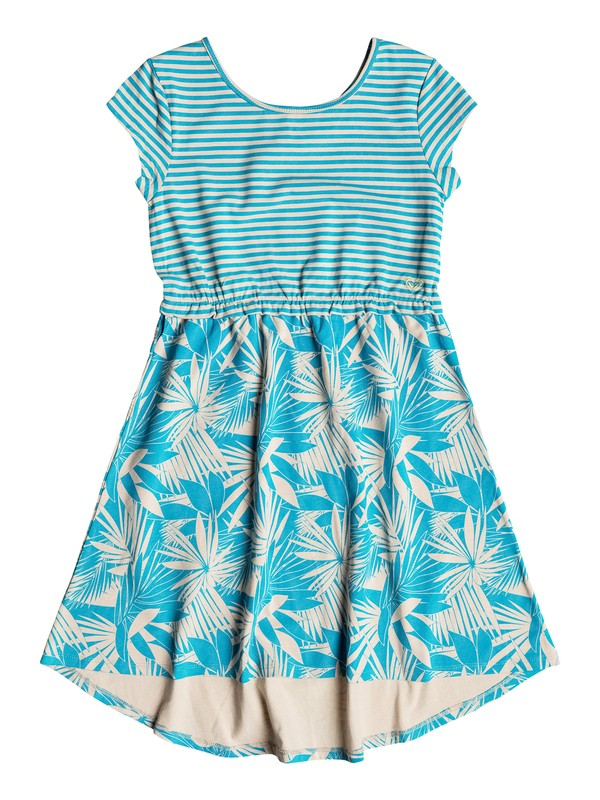 0 Girl's 7-14 Loveboat Dress  RRF58227 Roxy