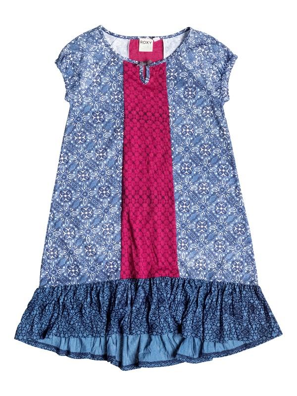 0 Girl's 7-14 Bluebell Dress  RRF58237 Roxy