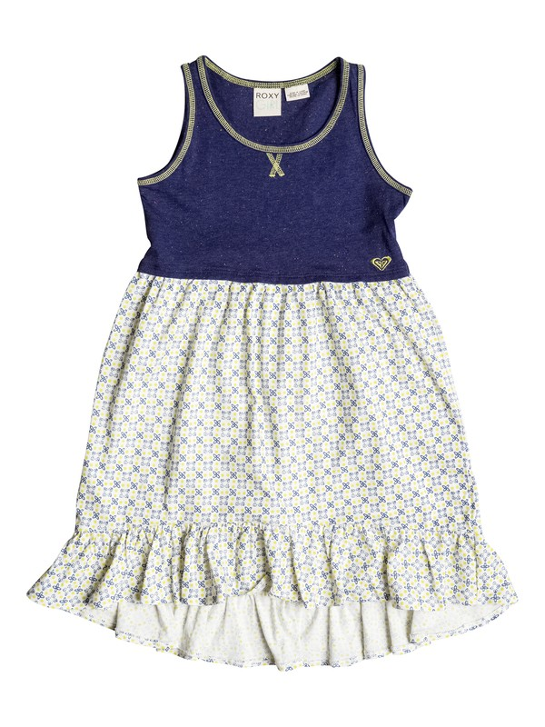 0 Girl's 2-6 Lepdtera Dress  RRF58296 Roxy
