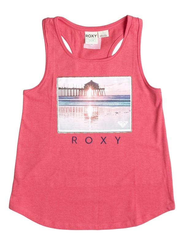 0 Girl's 2-6 RIVIERA TNK  RRF61196 Roxy