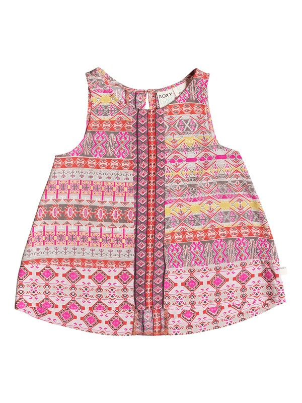 0 Girl's 2-6 SUNSET Escape Tank  RRF65126 Roxy