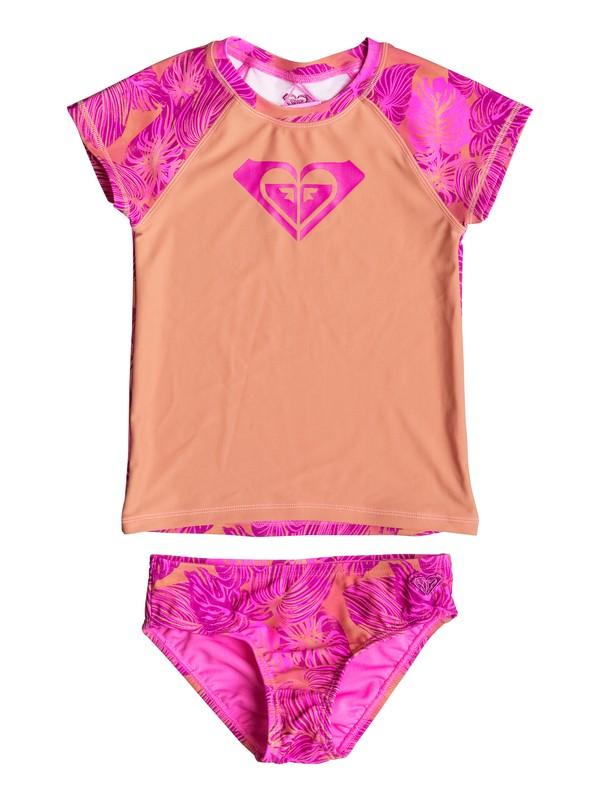 0 Baby Valencia Beach Rashguard Set  RRF68761 Roxy