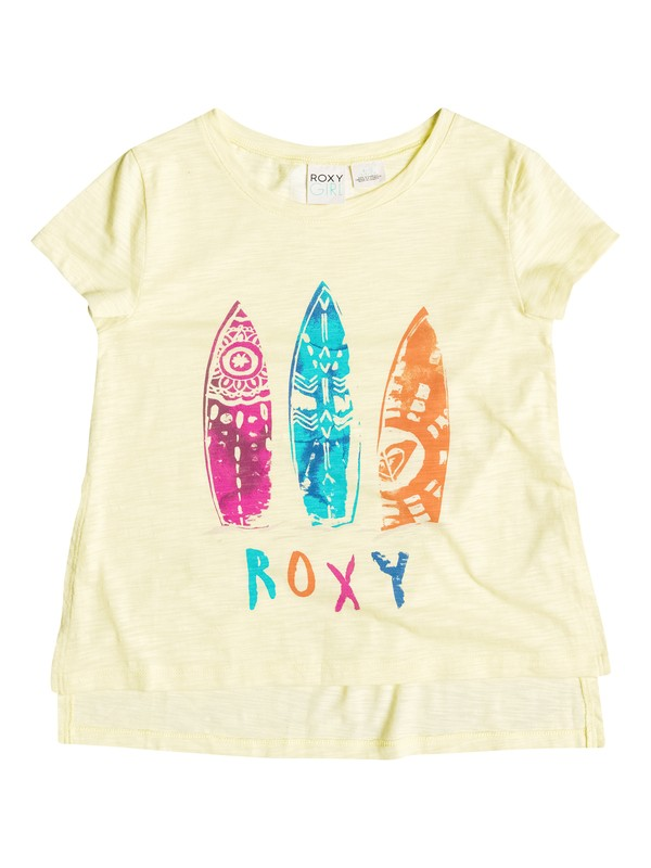 0 Girls 7-14 Big Birds T-Shirt  RRH51167 Roxy