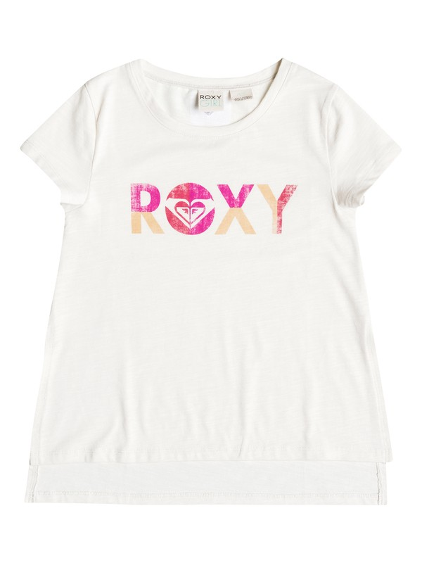 0 Girls 7-14 Big Roxy Love T-Shirt  RRH51177 Roxy