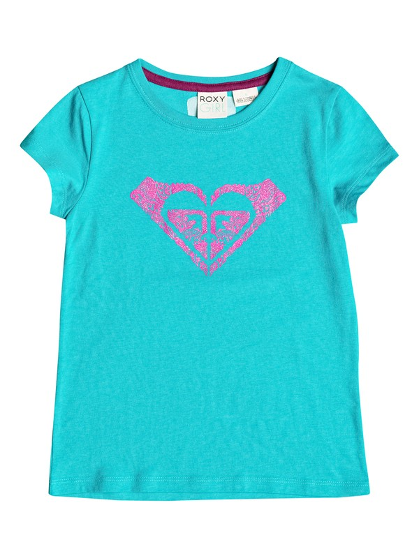 0 Girls 2-6 Swirl T-Shirt  RRH51326 Roxy
