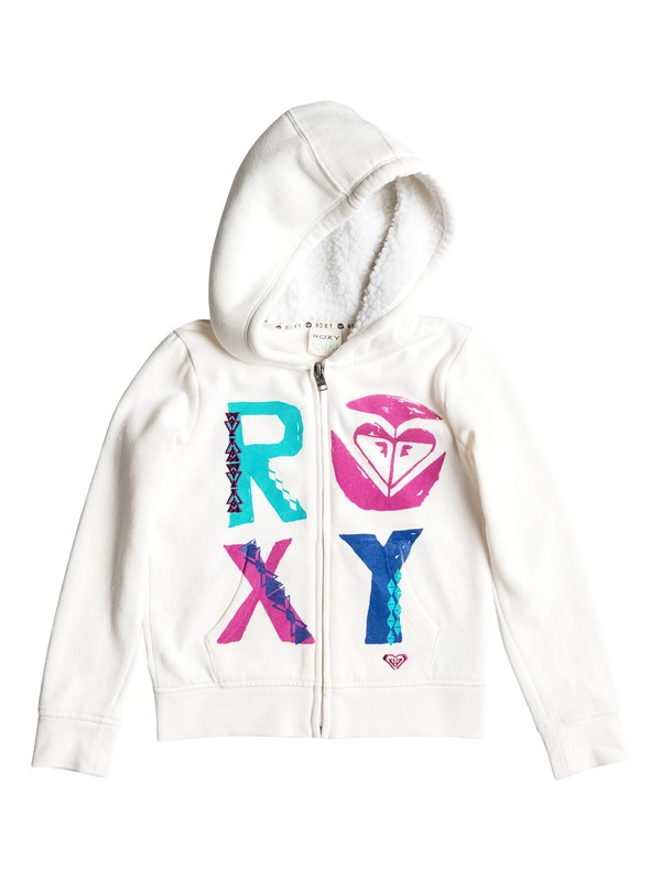 0 Baby Blocks Zip-Up Hoodie  RRH52261 Roxy
