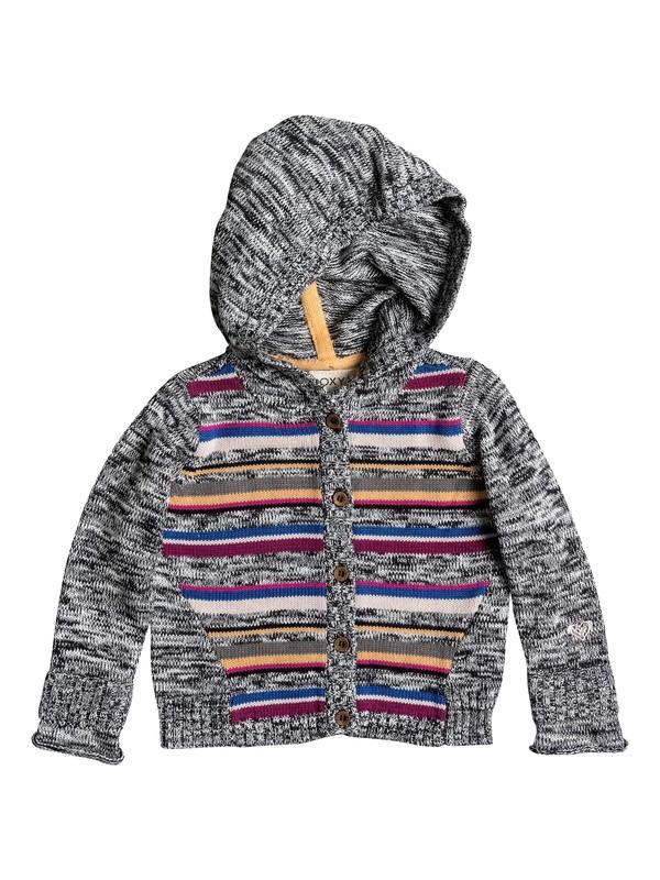 0 Baby Pom Pom Knitted Hoodie  RRH56041 Roxy