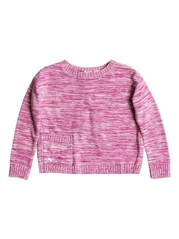 0 Girls 2-6 Roasted Sweater  RRH56096 Roxy