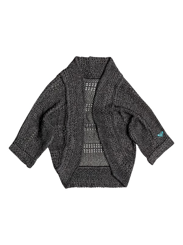 0 Girls 7-14 Big Holiday Cocoon Cardigan  RRH56137 Roxy