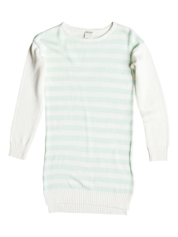0 Girls 7-14 Big Ski Sweater Dress  RRH58017 Roxy