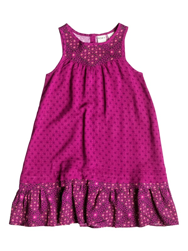 0 Girls 7-14 Big Antique Dress  RRH58027 Roxy