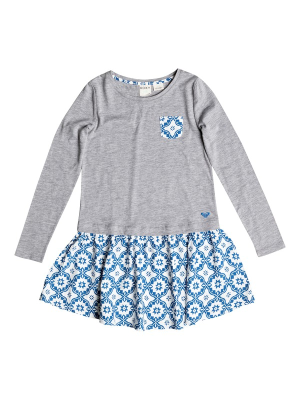 0 Girls 2-6 Snow Cone Dress  RRH58226 Roxy