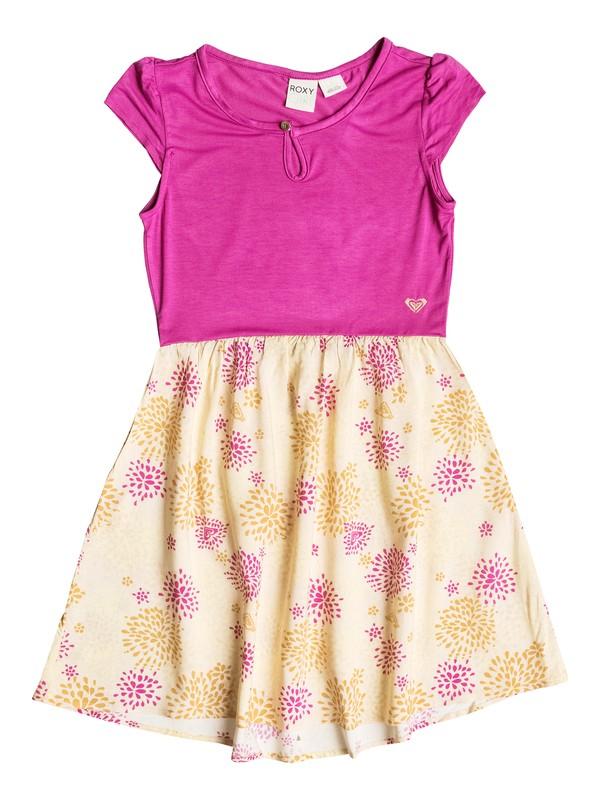0 Girls 7-14 Big Floating Parade Dress  RRH58257 Roxy