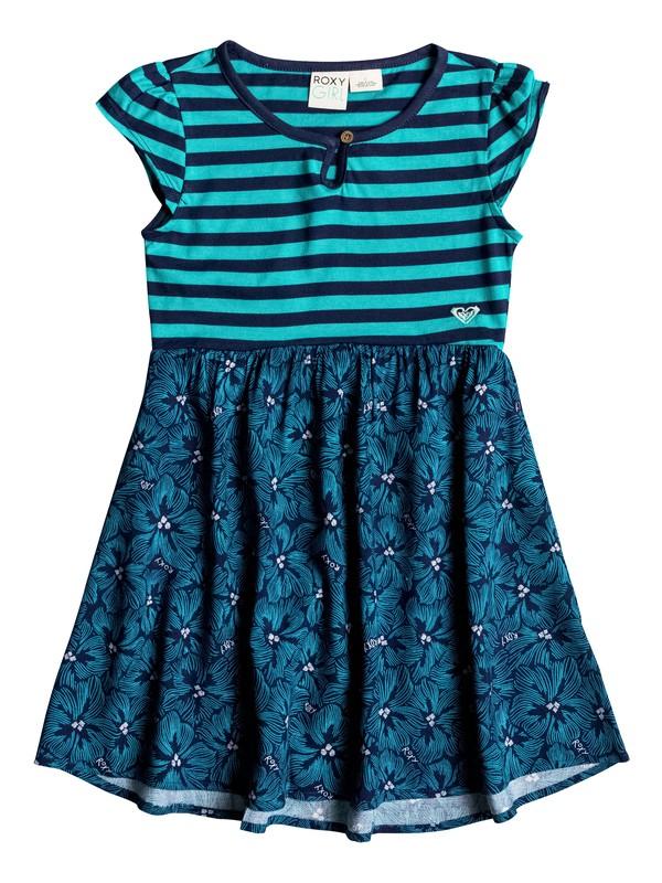 0 Girls 2-6 Hollywood Hills Dress  RRH58266 Roxy