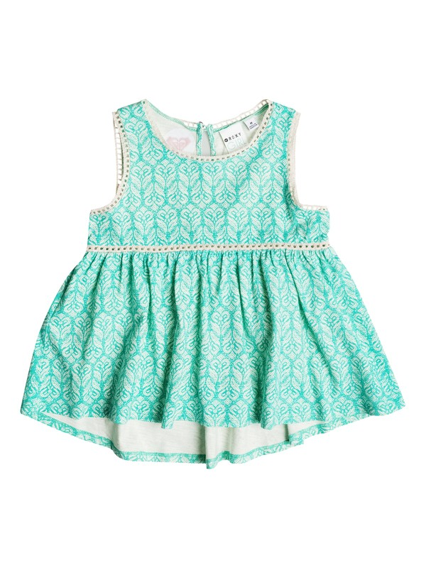 0 Girl's 7-14 Sea Salt Top  RRM51797 Roxy