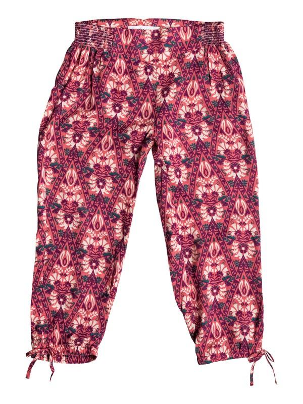 0 Girl's 7-14 Banzai Harem Pants  RRM53027 Roxy