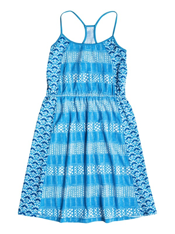 0 Girl's 7-14 Sundress Racerback Dress  RRM58007 Roxy
