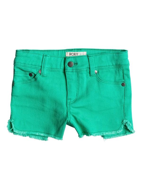 0 Girls 7-14 Miami Break Shorts  RRM65107 Roxy