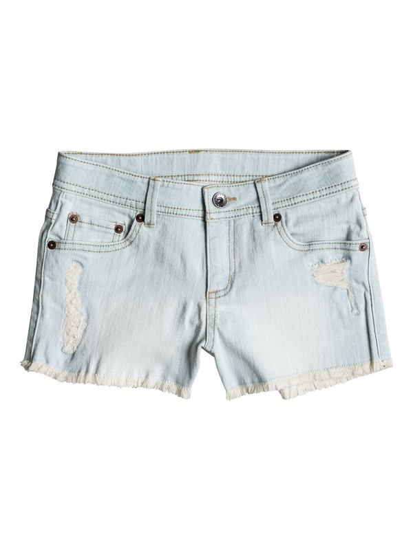 0 Girls 7-14 Wave Shorts  RRM65227 Roxy