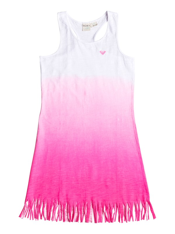 0 Girls 7-14 In The Tropics Dress  RRM68037 Roxy