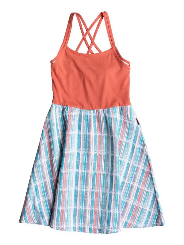 0 Girls 2-6 Maui Beach Dress  RRM68136 Roxy