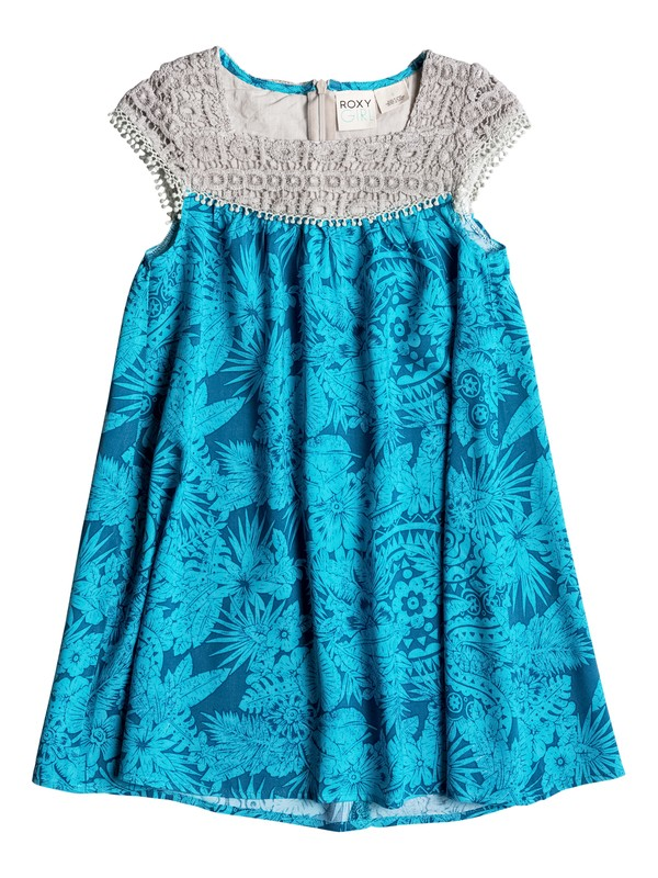 0 Girls 2-6 Oceanic Dress  RRM68156 Roxy