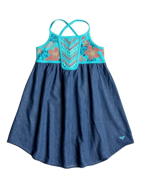 0 Girls 2-6 Pacific Rim Dress  RRM68176 Roxy