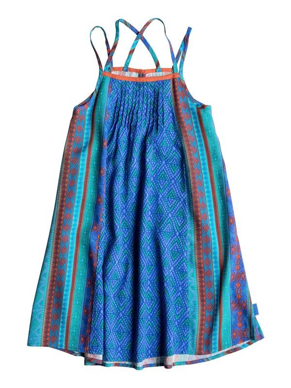0 Girls 2-6 Greek Isles Dress  RRM68256 Roxy