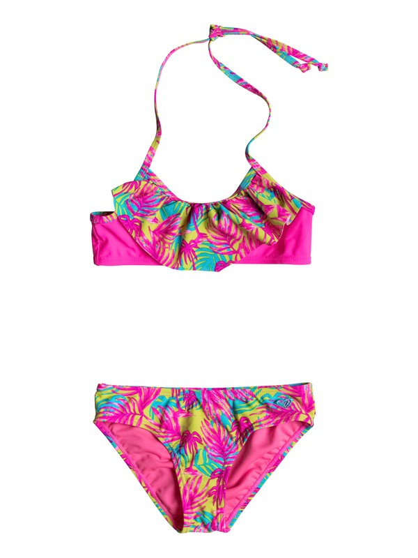 0 Girls 7-14 Paradise Beach Bandana Set  RRM68547 Roxy