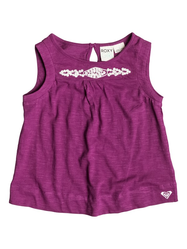 0 Top Beach Bunny - Niñas 2 -6  RRS51296 Roxy